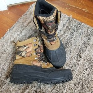 Winchester 600 Gram Hunting Boots. AMAZING! Wow!